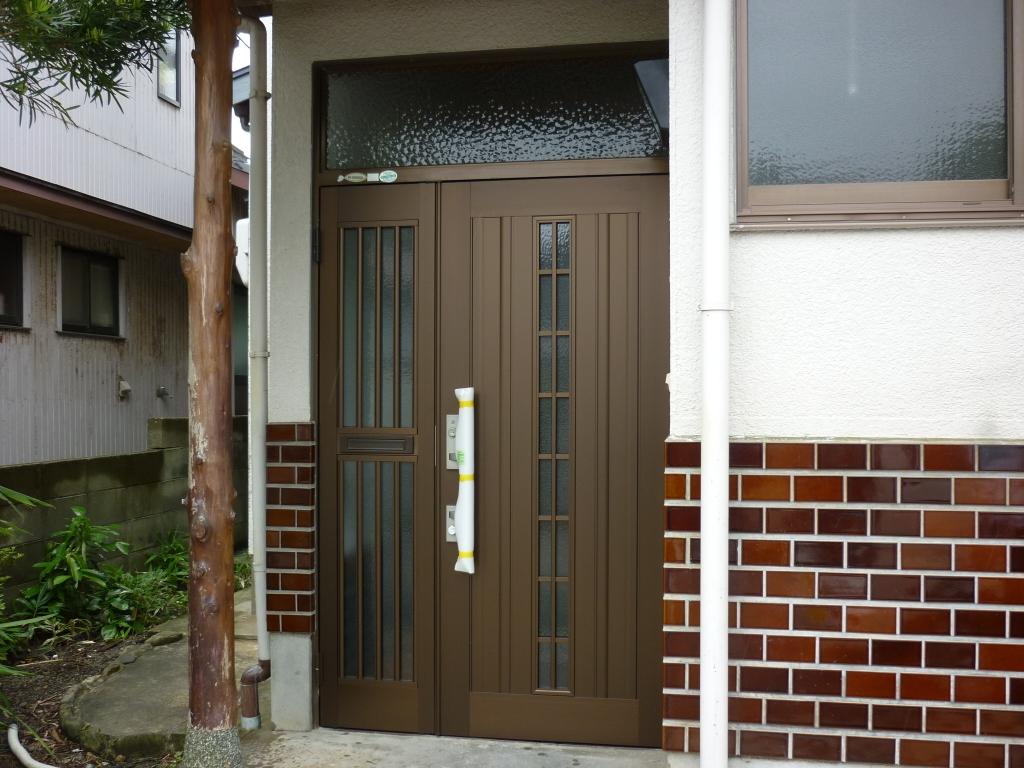 リフォーム 玄関 ドア