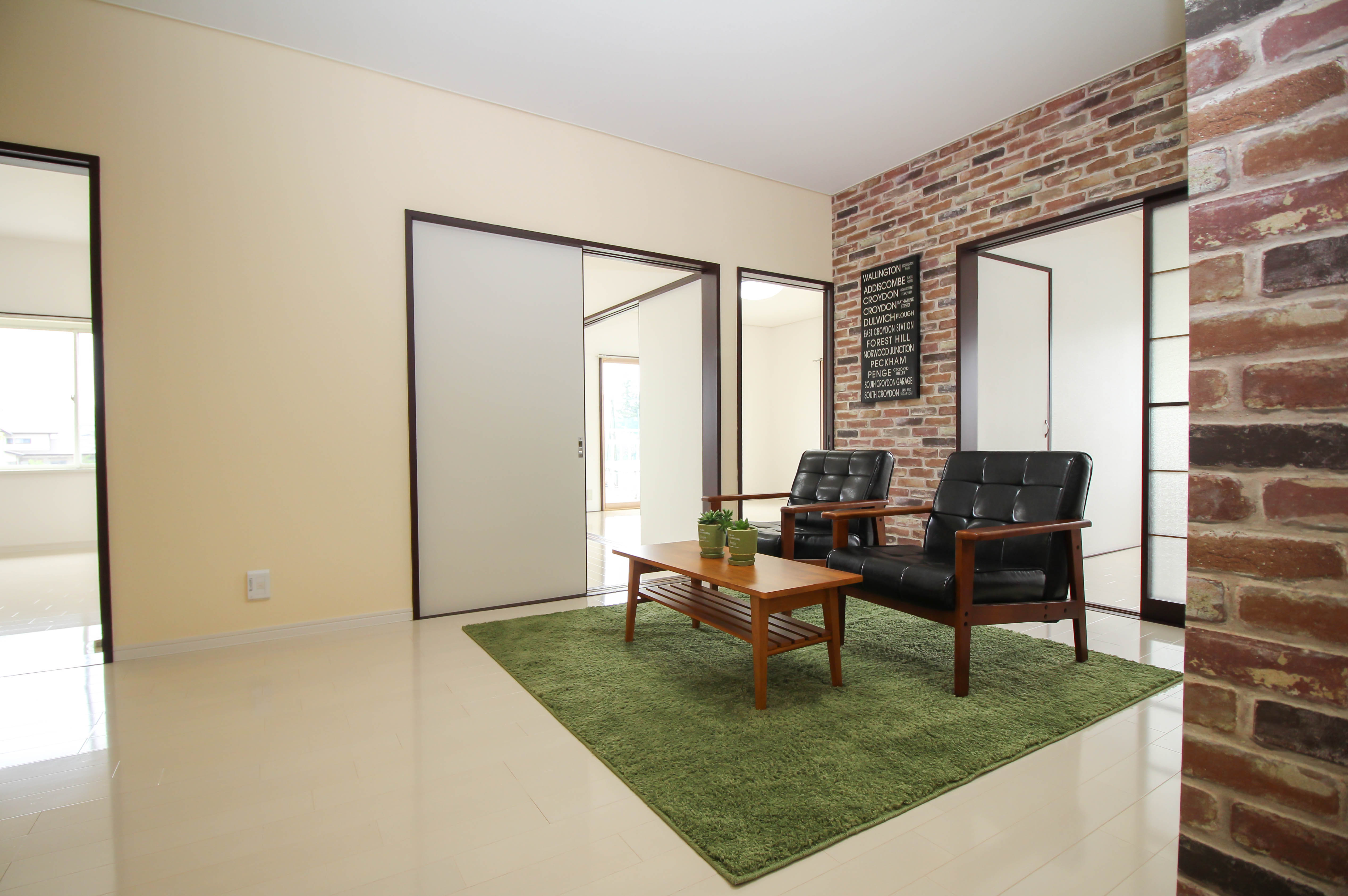 和室をリビングに アパート リフォーム事例 Lixilリフォームネット